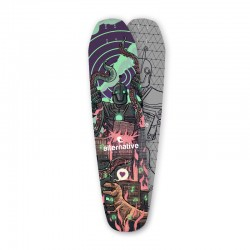 alternative longboard STARLING 37""