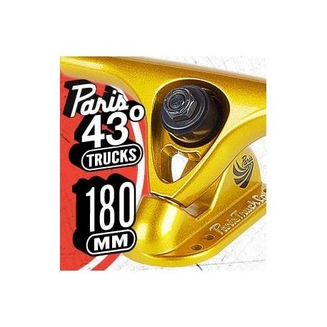 Paris truck 180mm / 43°