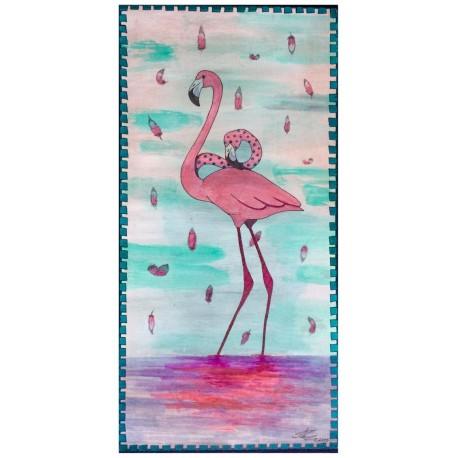Fresh wind works - Flamingo double head