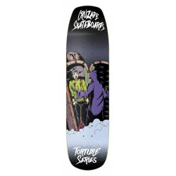 cruzade skateboards torture series iron lady 8.5