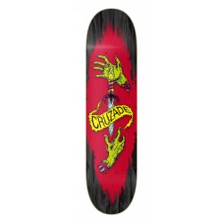 cruzade skateboards knife 9.0