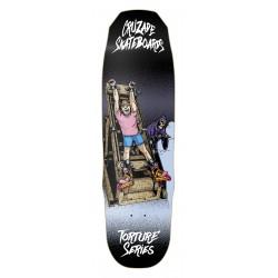 cruzade skateboards torture series pony torture 9.1