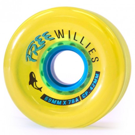Free Wheels Free Willies V2 69mm