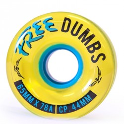 Free Wheels Free Dumbs V2 64mm