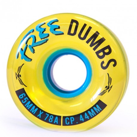 Free Wheels Free Dumbs V2 65mm