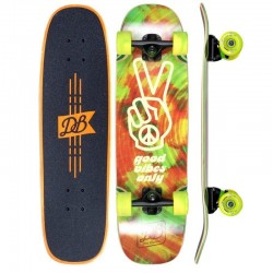 DB Longboards Mini Cruiser Good Vibes