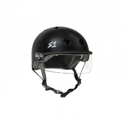 S-One Lifer Visor Helmet noir