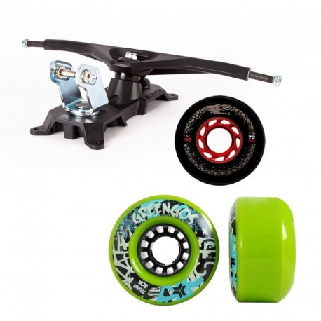 Freebord G3R Truck and 78mm Greengos Roues