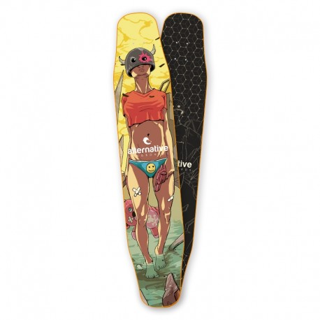 Alternative longboard OSTRICH 45""