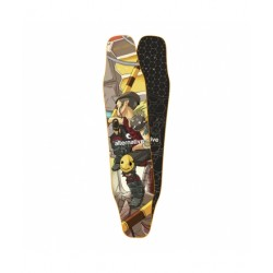 alternative longboard ERGET 43""