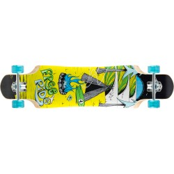 freeride longboard: Backcountry Micro-Drop 40,25""
