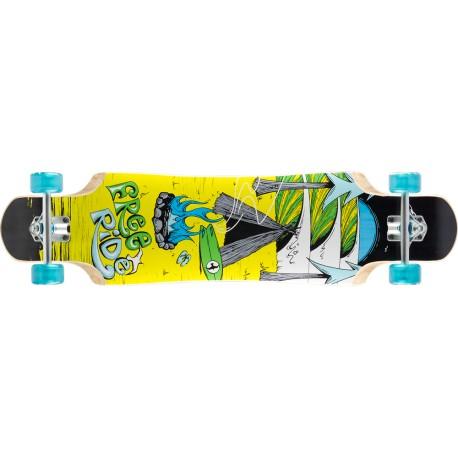"""freeride longboard: Backcountry Micro-Drop 40,25"""""""