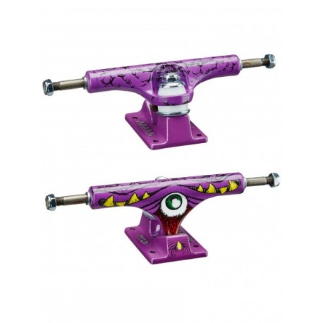 Truck Skateboard ACE 44 Purple Coping Eater