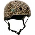 S-One V2 Lifer x Moxi Leopard Helmet