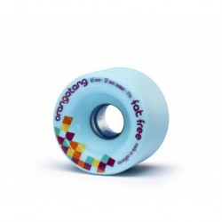 Orangatang Fat Free Blue 65mm