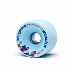 Orangatang Stimulus Blue 70mm