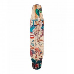"Alternative Longboards Egret Sidewall ""Junkyard"""