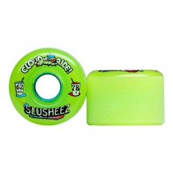CLOUD RIDE! SLUSHEEZ 62MM WHEELS