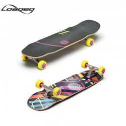 LOADED DECK COYOTE