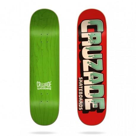 """Cruzade Can 8.0"""" deck"""