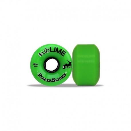 Abec11 subLIME PowerSlides 60mm