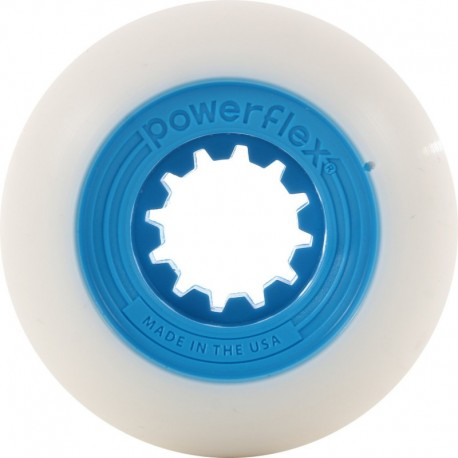 POWERFLEX GUMBALL 50MM SKATEBOARD WHEELS