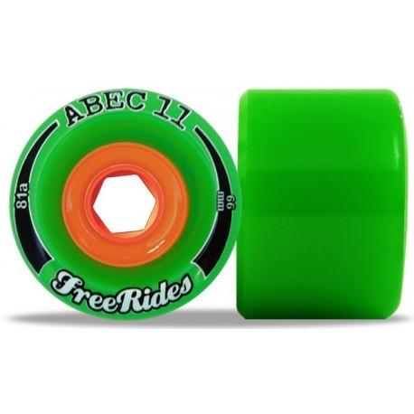 Abec11 Classic Freerides 66mm
