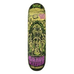 """CREATURE WICKED TALES RUSSELL 8.5"""" SKATEBOARD DECK"""