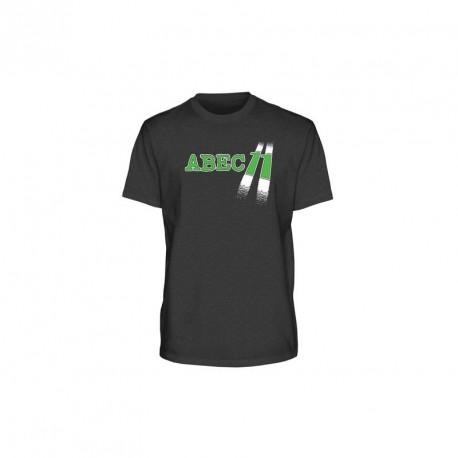 Abec11 T-shirt noir / classic logo