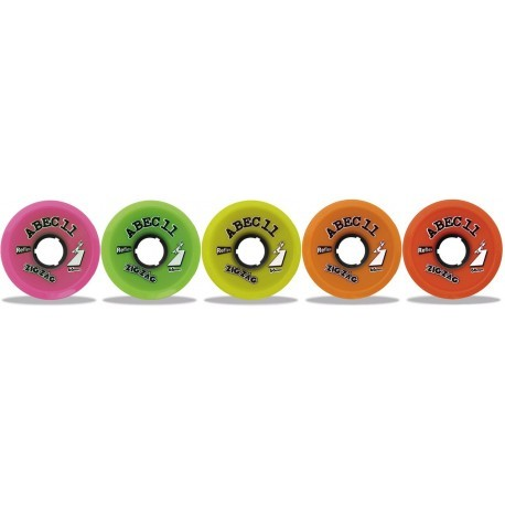 Abec11 ZigZags 66mm (77a, 80a, 83a, 86a)