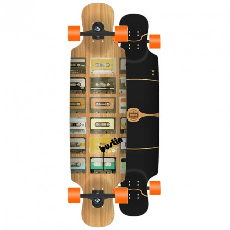 Bustin Boombox - Bamboo X - Complete