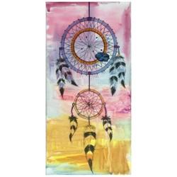 Fresh wind works - Dream catcher Tie dye