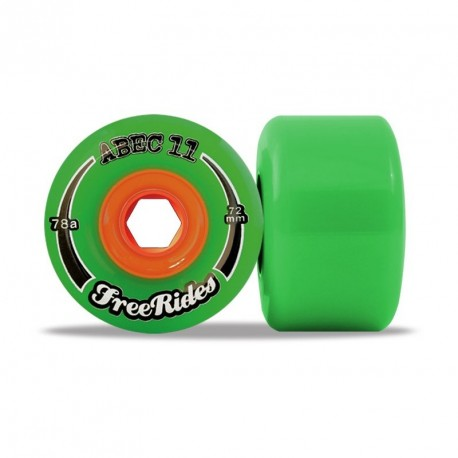 ABEC 11 CLASSIC FREERIDE 72mm OFFSET