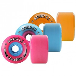 Abec11 Stone Ground Freerides 70mm offset