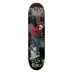 cruzade skateboards big ripper 8.25