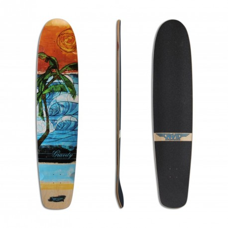 "Gravity 45"" Spoon Nose ""Twin Palms"""
