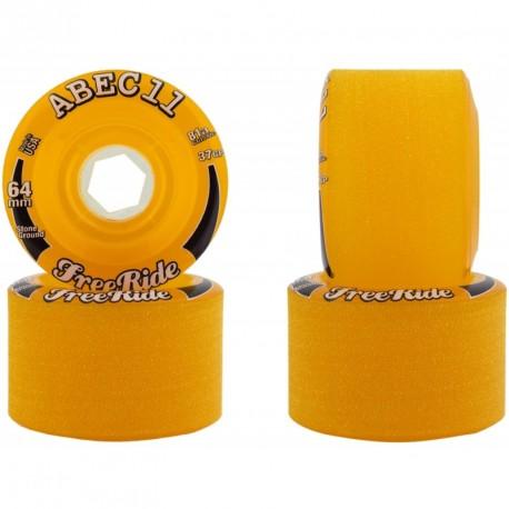 Abec11 Amber Classic Freerides 64mm