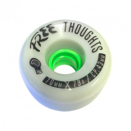 Free Wheels Thoughts 70mm