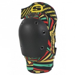 Smith Scabs Hypno Elite Kneepad Rasta