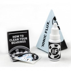 Ionic Flux Black Steel Bearing Lube 15ml