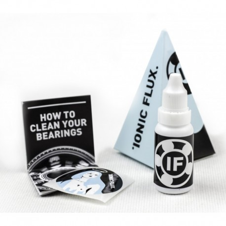 Ionic Flux Black Steel Bearing Lube 15ml