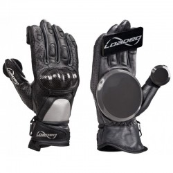 Loadedboards Leather Racing Gloves