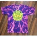 Divine T-shirt LARGE tie dye
