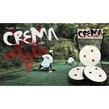 Crema Puck -FIRE