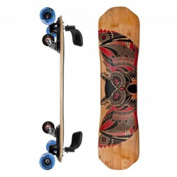 Freebord Bamboo Owl - Complete 80cm