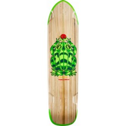 POWELL PERALTA DECK BYRON ESSERT EPOXY FROG NAT 9.9 X 39.7
