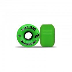 Abec11 subLIME PowerSlides 60mm