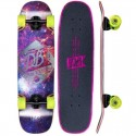 DB Longboards Mini Cruiser Space - skateboard Complete